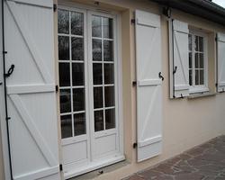 SARL Lecarpentier - Auvers-sur-Oise - Volets